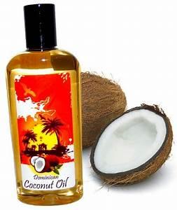 Dominican Natural Coconut Oil Skin Body Care 210ml