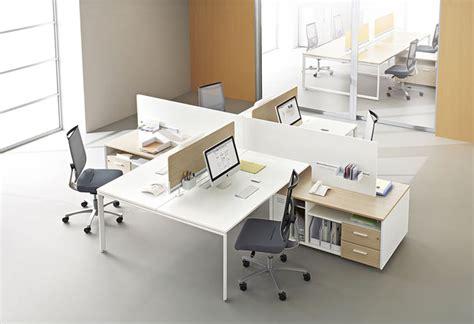 call centers et open space bench atao 4 postes mobilier de bureau entr 233 e principale