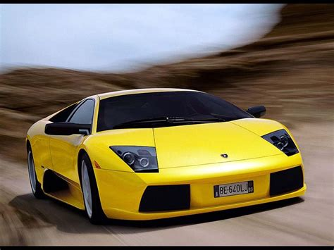 Lamborghini Sports Cars 2012