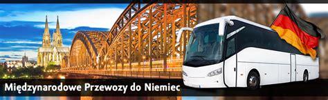 autobusy z niemiec do polski autobusy do niemiec tanie bilety autokarowe polska niemcy