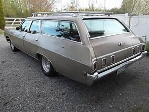 1969 Chevrolet Kingswood Wagon 427 Big Block Impala Caprice Chevy Chevelle