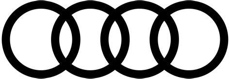 audi logo black and white audi logo png transparent audi logo png images pluspng