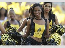 Cheerleader girls images of caribbean premier league t20