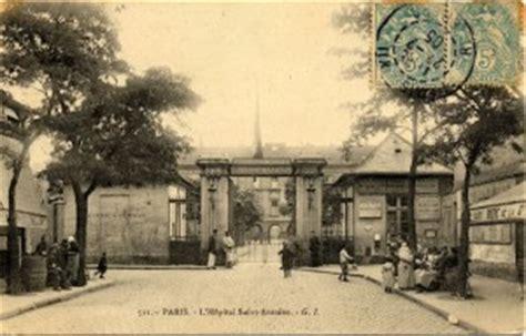 aphp siege historique hôpital antoine