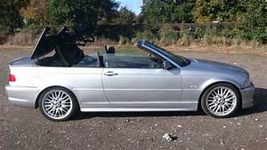 Bmw 330ci M Sport Manual Convertible 2001 Review Uk Spec