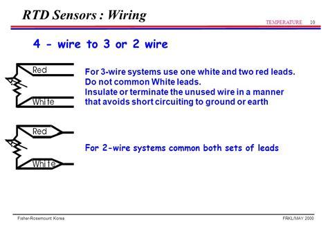 rtd sensor temperature ppt