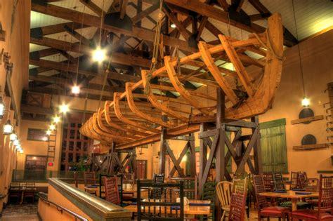 Port Orleans Riverside Boatwrights Dining Hall