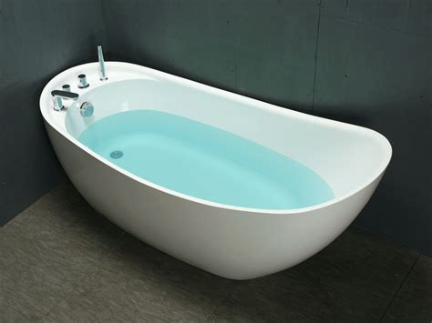 fauteuil bureau sans baignoire arrondie en acrylique renforcé 75 170