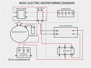 Wiring Diagram  Electric Water Heater Wiring Schematic