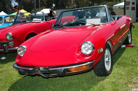 1972 Alfa Romeo by 1972 Alfa Romeo Spider Information And Photos Momentcar
