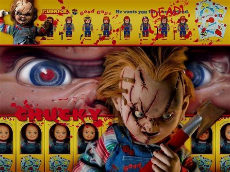 bride  chucky wallpapers wallpaper cave