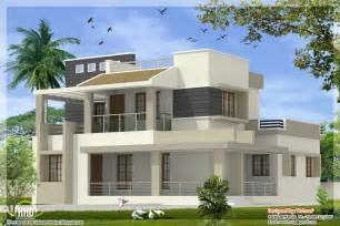 modern contemporary 4 bedroom villa in 2170 sq feet