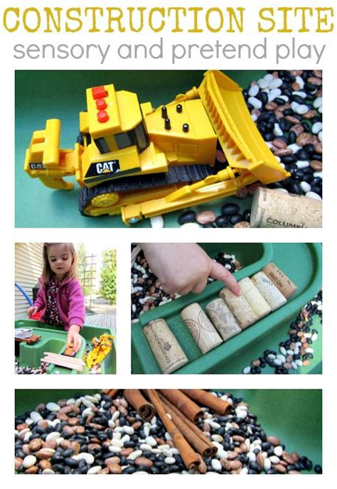 217 best creative curriculum building study images on 668 | dba2abc23c5bdf27cb54887817f9a092 construction theme preschool sensory activities