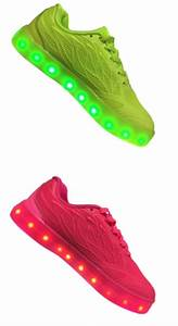 New Collection of Best Quality Light Up Shoes In Neon