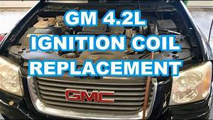 4 2l Coil Replacement Gmc Envoy Chevy Trailblazer Spark