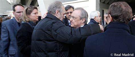 Último adiós a Luis Gómez-Montejano | Real Madrid CF