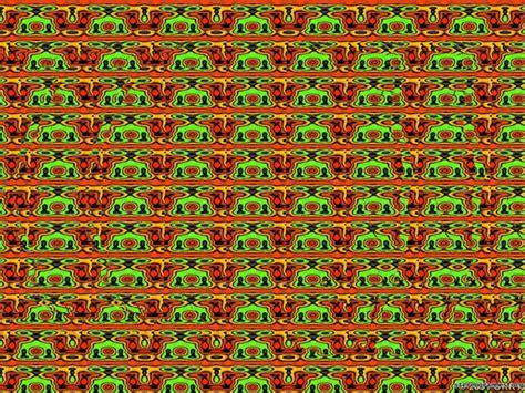 Gambar 3 Dimensi Stereogram Contoh Fool