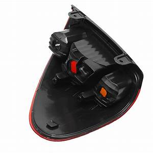 Car Rear Left  Right Tail Brake Light With Wiring For