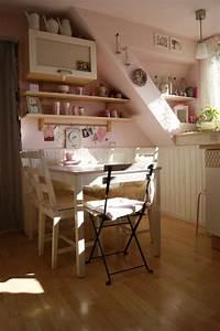 Tische Für Kleine Küchen : kleine k chen die k che unterm dach von mitglied ck1 ~ Bigdaddyawards.com Haus und Dekorationen
