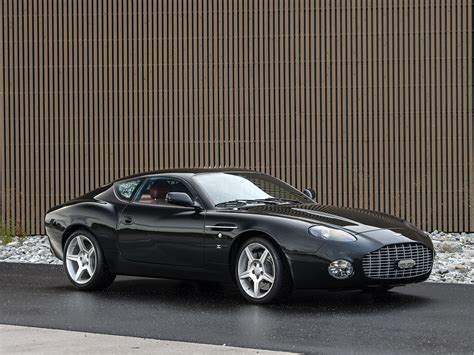 Aston Martin Db7 Zagato Chassis Number 001 Looking For New