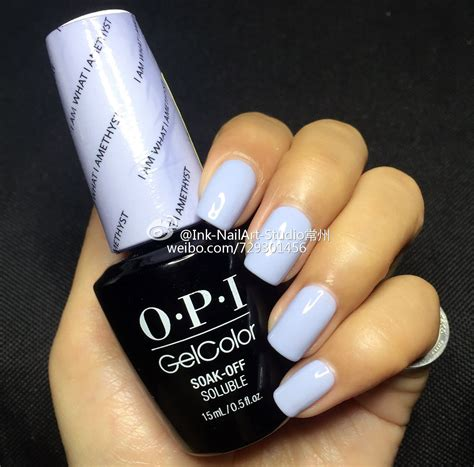 august nail color opi 2016 soft shades pastels gelcolor opi gelcolor