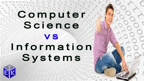 Computer Science Vs Information Systems Youtube