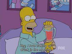 446 Best The Si... Simpson Drunk Quotes