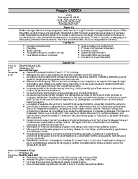 Fema Certification On Resume by Amr Santa Clara County Accredited Field Supervisor Resume Exle Santa Clara County Fema