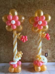 Santo Diamond Balloon Design: flower balloons designs