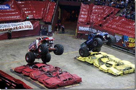 monster truck show boston monster truck jam american culture explored in