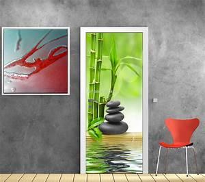 Stickers Porte Salle De Bain : stickers porte pas cher ~ Dailycaller-alerts.com Idées de Décoration