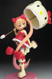 Anime Hello Kitty Figure