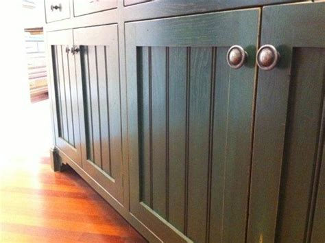 Rta Inset Cabinets by Shaker Beadboard Inset Panel Cabinet Door