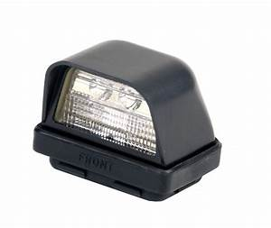 M833 - Number Plate Lamps  U0026 Holders