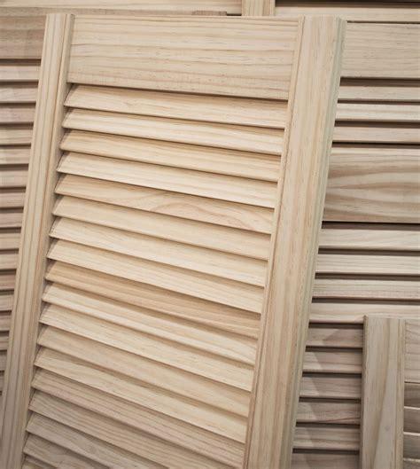 Louvre Door Cupboards by Pine Louvre Doors Shawfield Doors