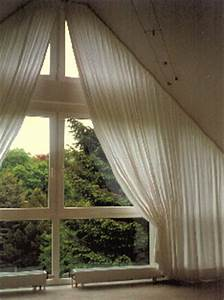Gardinen Für Dreiecksfenster : rund ums fenster ~ Michelbontemps.com Haus und Dekorationen