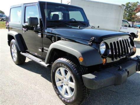 crashed jeep wrangler buy new 2013 jeep wrangler sport 2 door 4wd repairable