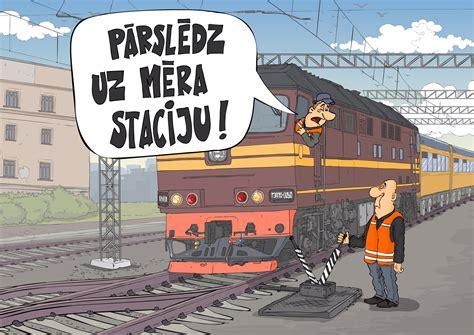 Nedēļas karikatūra: Mēra stacija | VENTSPILNIEKS.LV