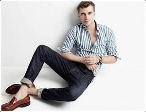 40 Evergreen Vertical Striped Shirt Outfits For Men