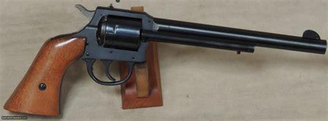 Harrington And Richardson Handr Model 649 Double Action 22 Lr