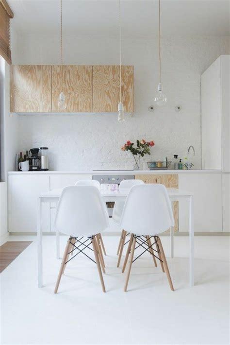 repeindre des meubles de cuisine en bois comment repeindre une cuisine idées en photos