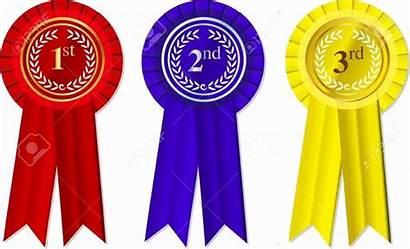 2nd 1st 3rd Place Ribbons Ribbon Rosettes