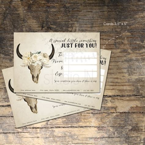 amazing gift cards psd vector eps