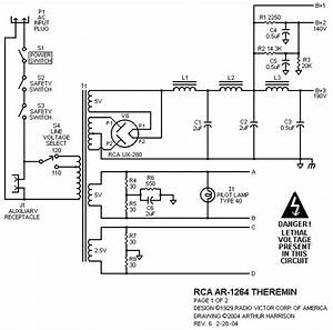 Art U0026 39 S Theremin Page  The Rca Theremin