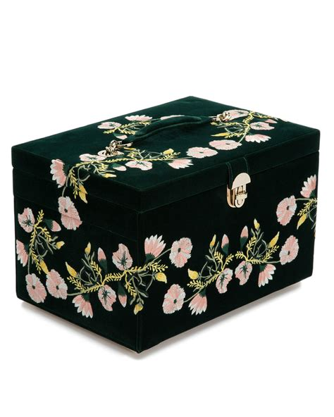 wolf designs zoe large jewelry box neiman marcus