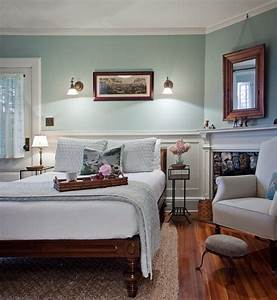 Guest Room Farmhouse Bedroom Boston By