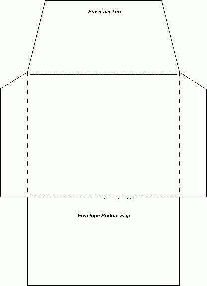 easy envelope craftbitscom