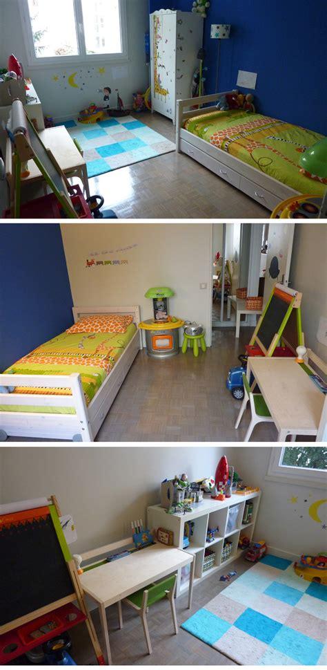 chambre gar n 10 ans bureau pour chambre d 39 enfants de 3 et 5 ans e zabel