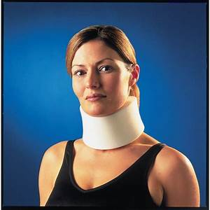 Foam Neck Collar    Sports Supports