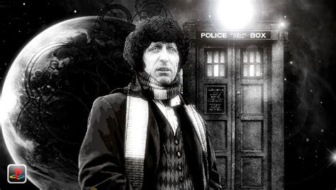 doctor  fourth doctor ps vita wallpapers  ps vita